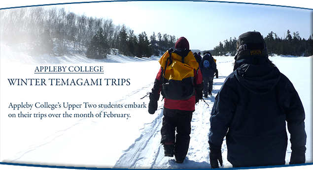 Winter Temagami Trips
